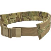 Padded belt with MOLLE Webbing. Multicam