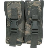M16/M4/AR15 Ammo Pouch, (Holds 4 mags), MOLLE, ABU