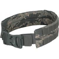 Padded belt with MOLLE Webbing