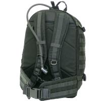 Backpack, 3 Day, MOLLE, w/ Hydration Bladder, Black