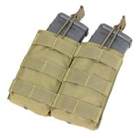 M4 double ammo pouch, Coyote