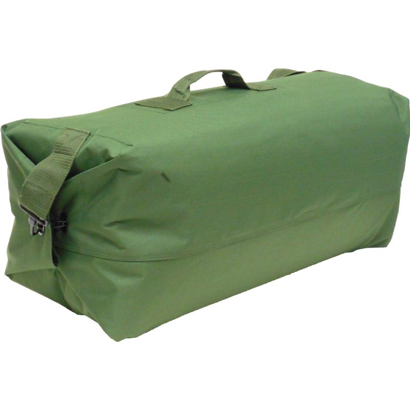 duffel bag, 2 shoulder straps, od green advantage wear \u0026 gear
