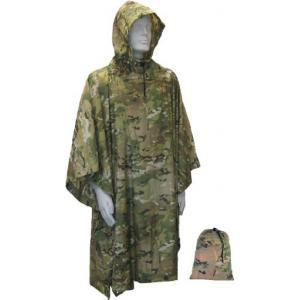 Poncho complete with Stuff Sack, Multicam