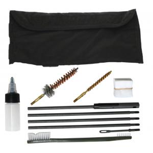 Gun Cleaning Kit for M4/M16, MOLLE, Snap, Black