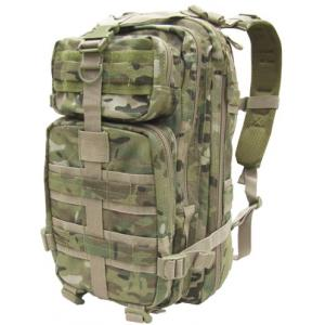 Samll Backpack w/ 4 Compartments, Mutlicam