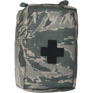 Utility Pouch with First Aid Cross