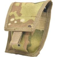 Handcuff Pouch, Holds 2. Multicam, OCP