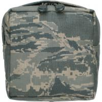 "Utility Pouch, Approx.6.25"" x 3D"" x 7H"", MOLLE, ABU"