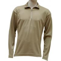 Thermal ZIP Top, Mid-Weight, Coyote / Tan499